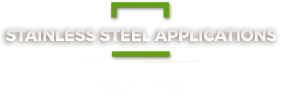 Stainless-Steel-Applications