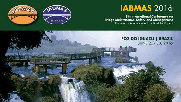 26-30 July – IABMAS 2016